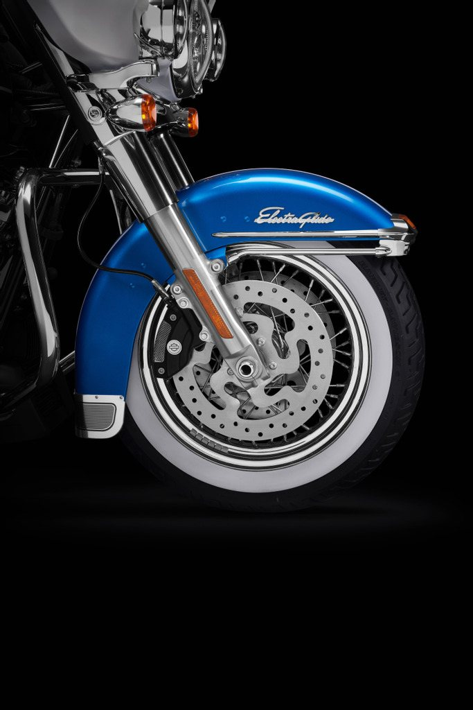 H-D Icons Electra Glide Revival Fender