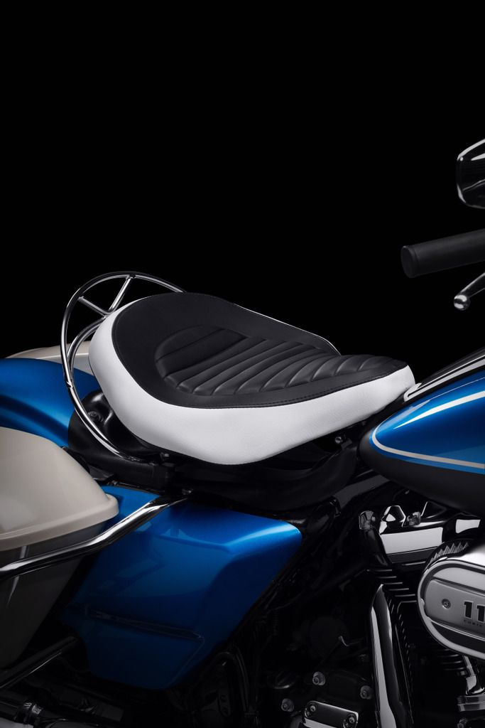 H-D Icons Electra Glide Revival Seat