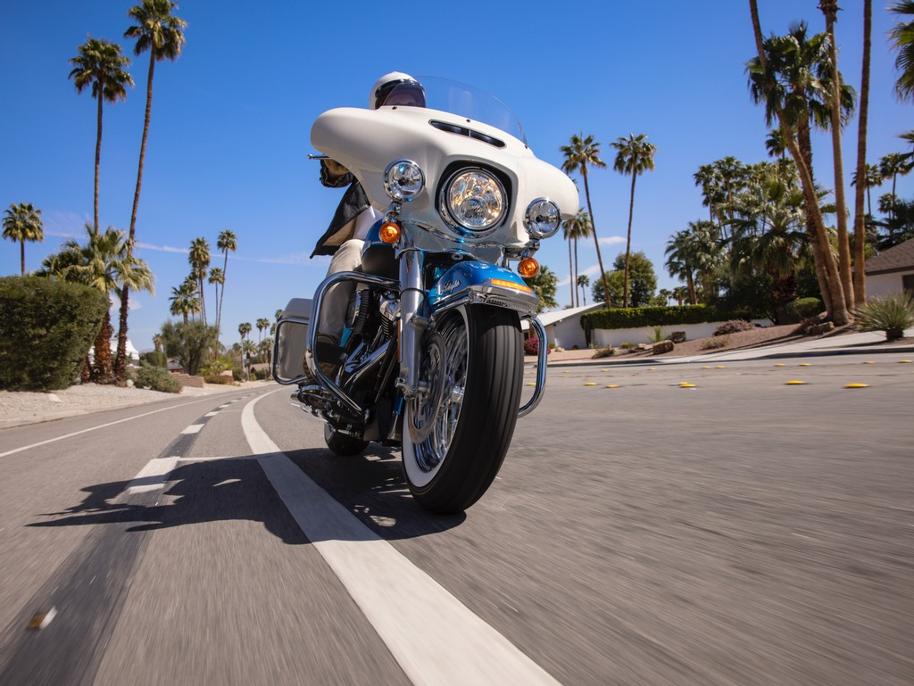 H-D Icons Electra Glide Revival 4